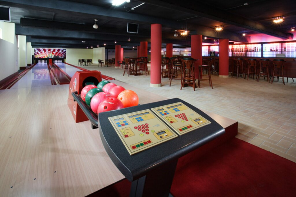 Bowling Wellness Hotel Patince